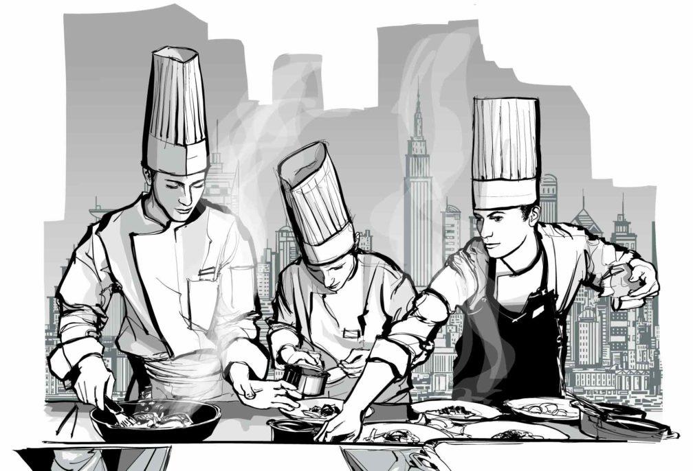 Küchenposten