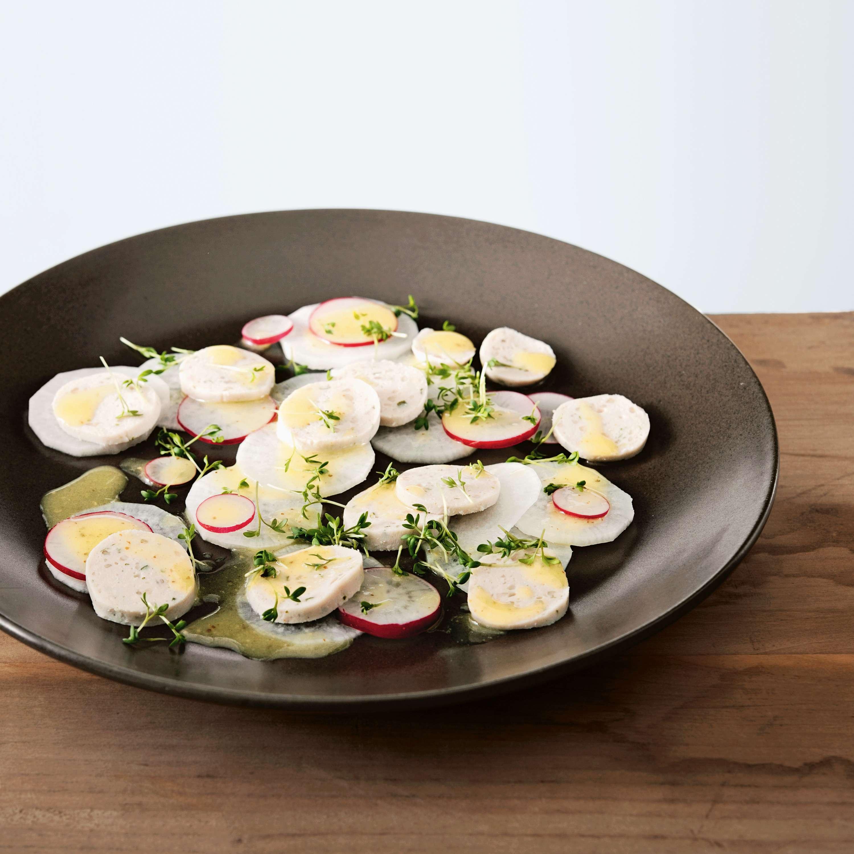 Weißwurst-Rettichsalat