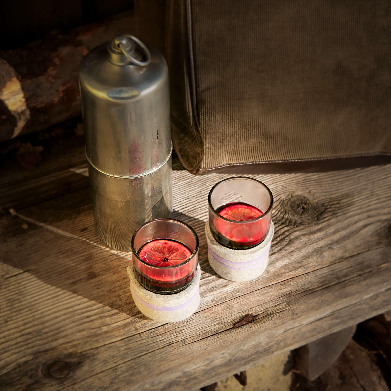 Holunder-Rum-Punsch
