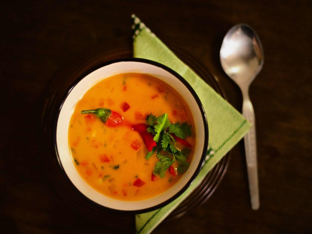Laksa Curry Fish Soup