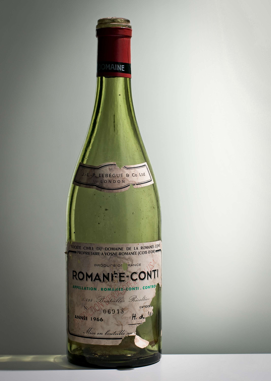 Romanée Conti 1966