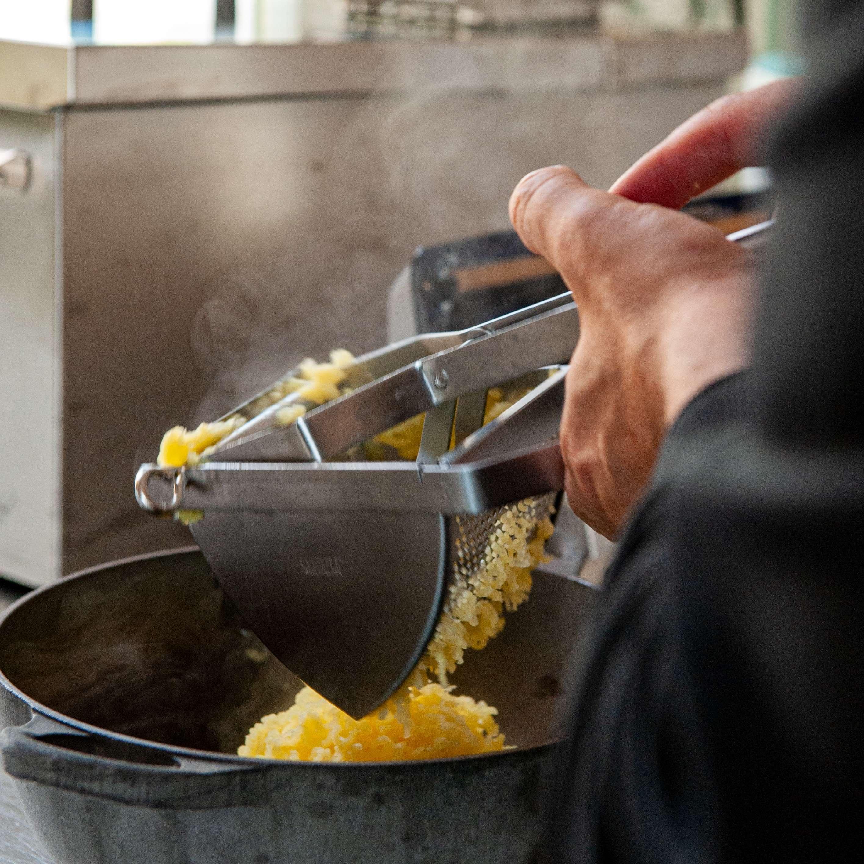 Kartoffelpüree sous-vide