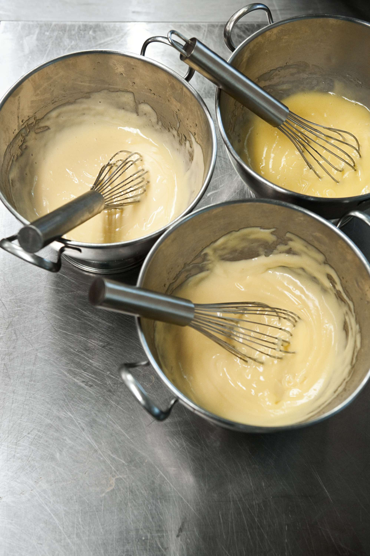 Große Kunst mit kleinen Tröpfchen: Von Emulsionen in der Küche