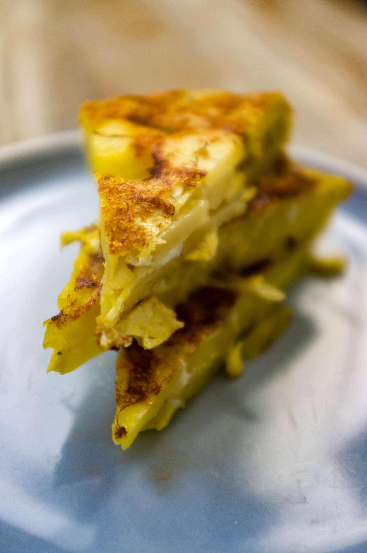 Spanische Tortilla Sous Vide
