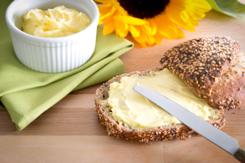 Hausgemachte Margarine