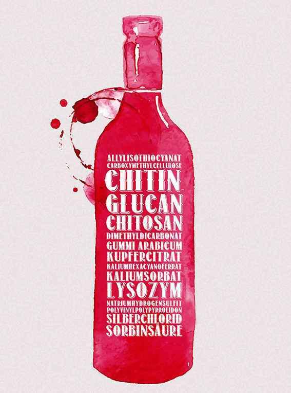 Reiner Wein? Was drin ist und nicht draufsteht: Zusatzstoffe und co.