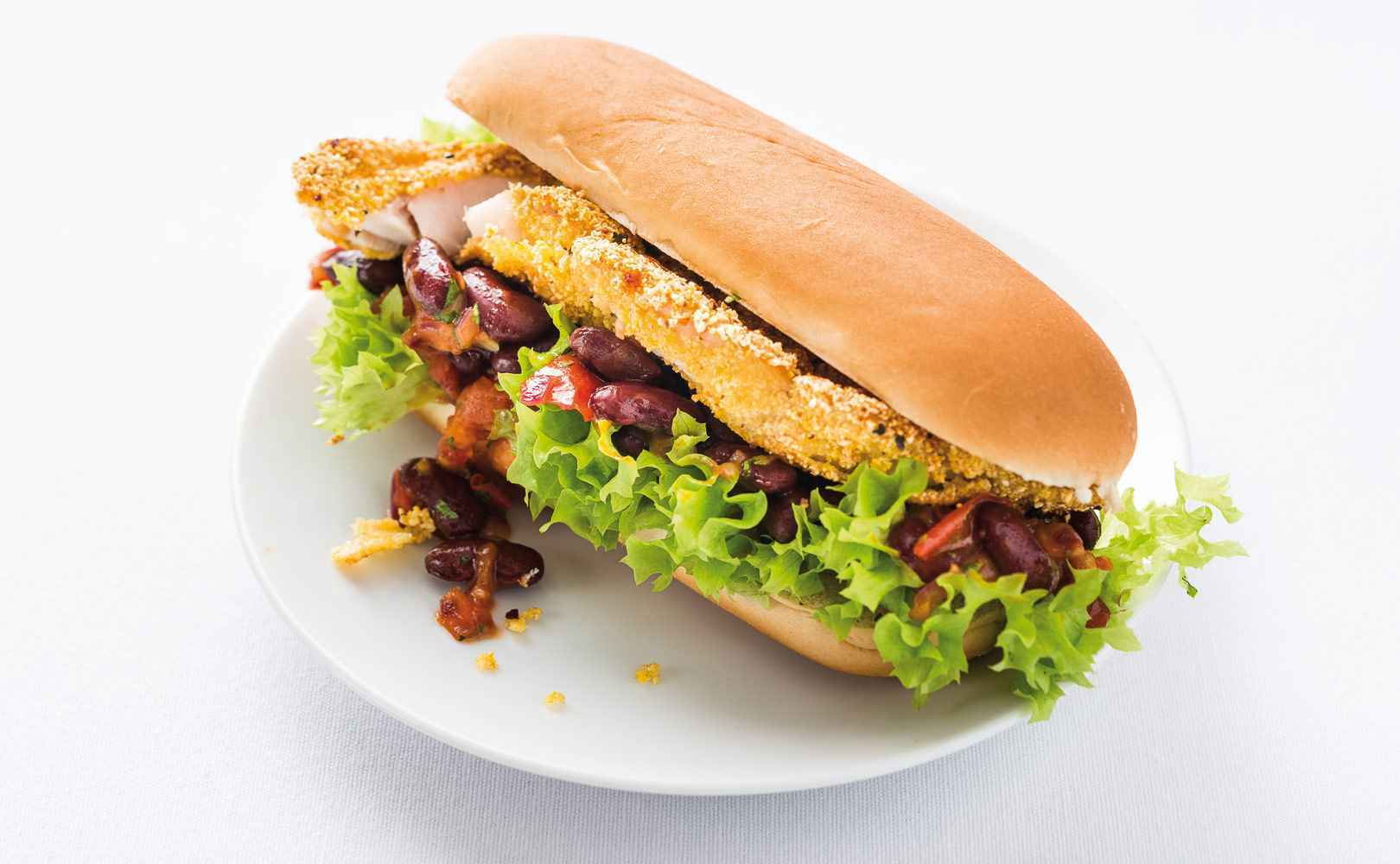 Go to Louisiana Hot-Fish-Sandwich