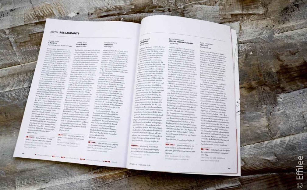 Restaurantkritik: Lorenz Adlon Esszimmer, Berlin, Deutschland