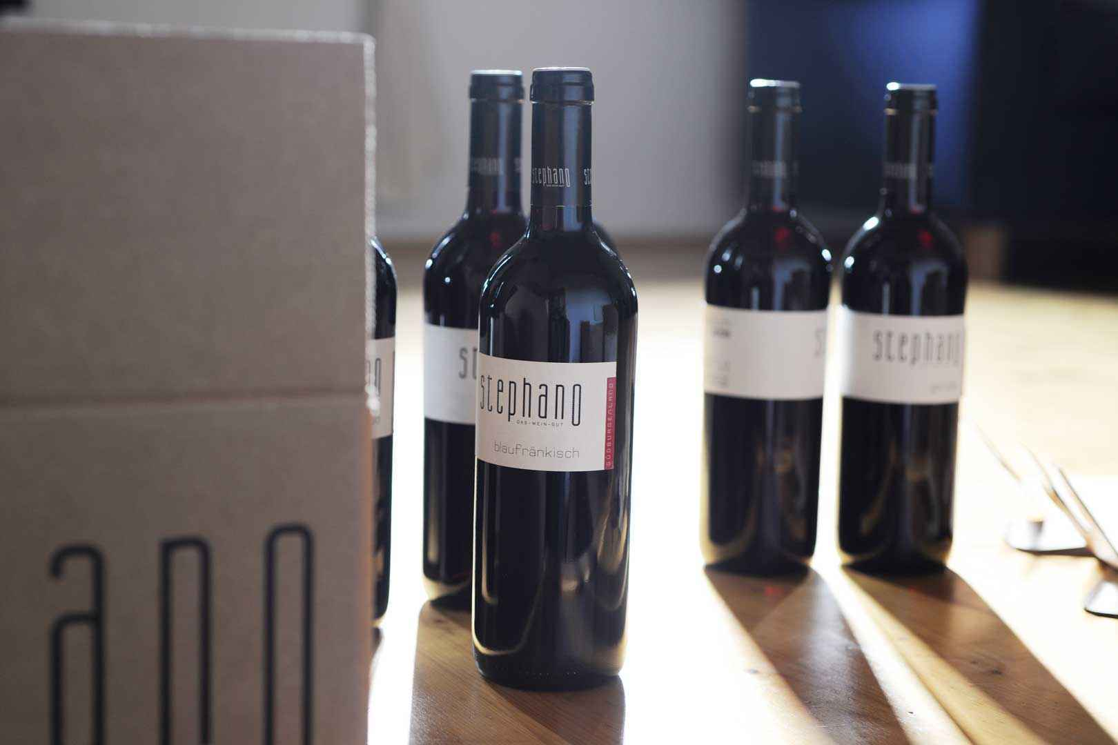 Go to Weinkritik: Weingut StephanO, GONZALO Blaufränkisch -Reserve 2012, Südburgenland, Österreich