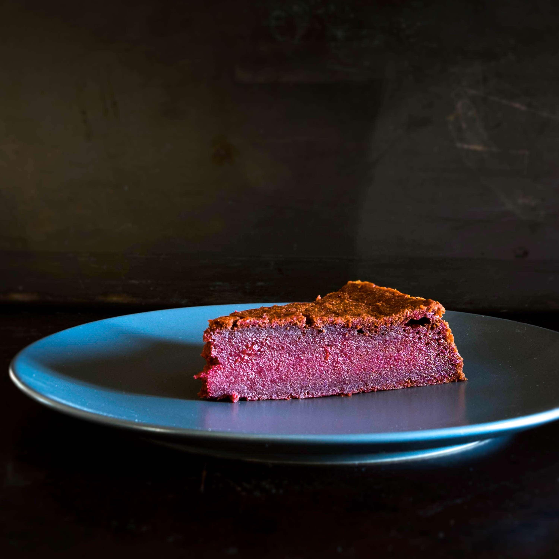 Rezept für Rote Bete-Schokoladenkuchen