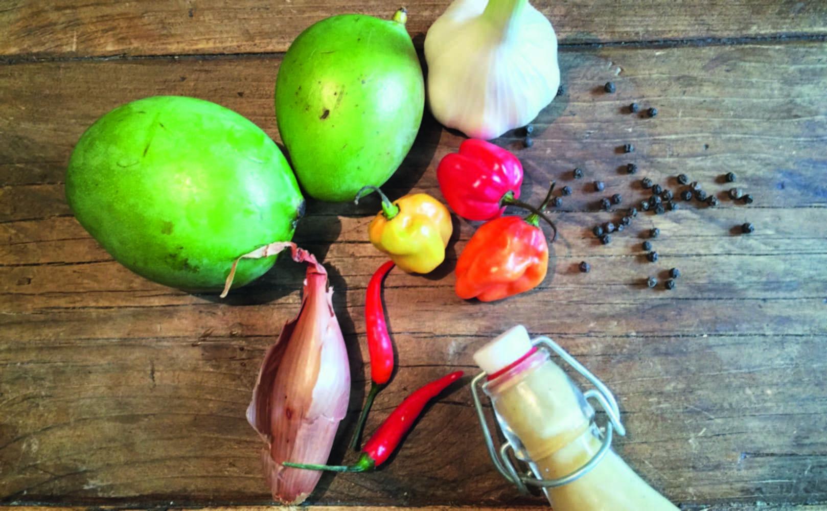 Rezept für Dottos scharfe Mangosauce
