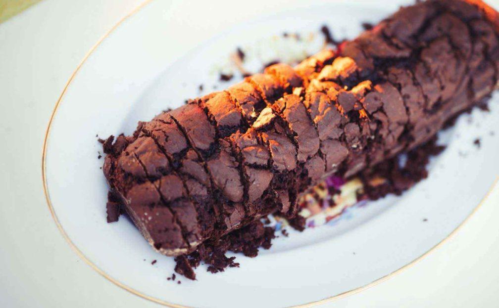 Rezept Fur Schokoladenkuchen Effilee