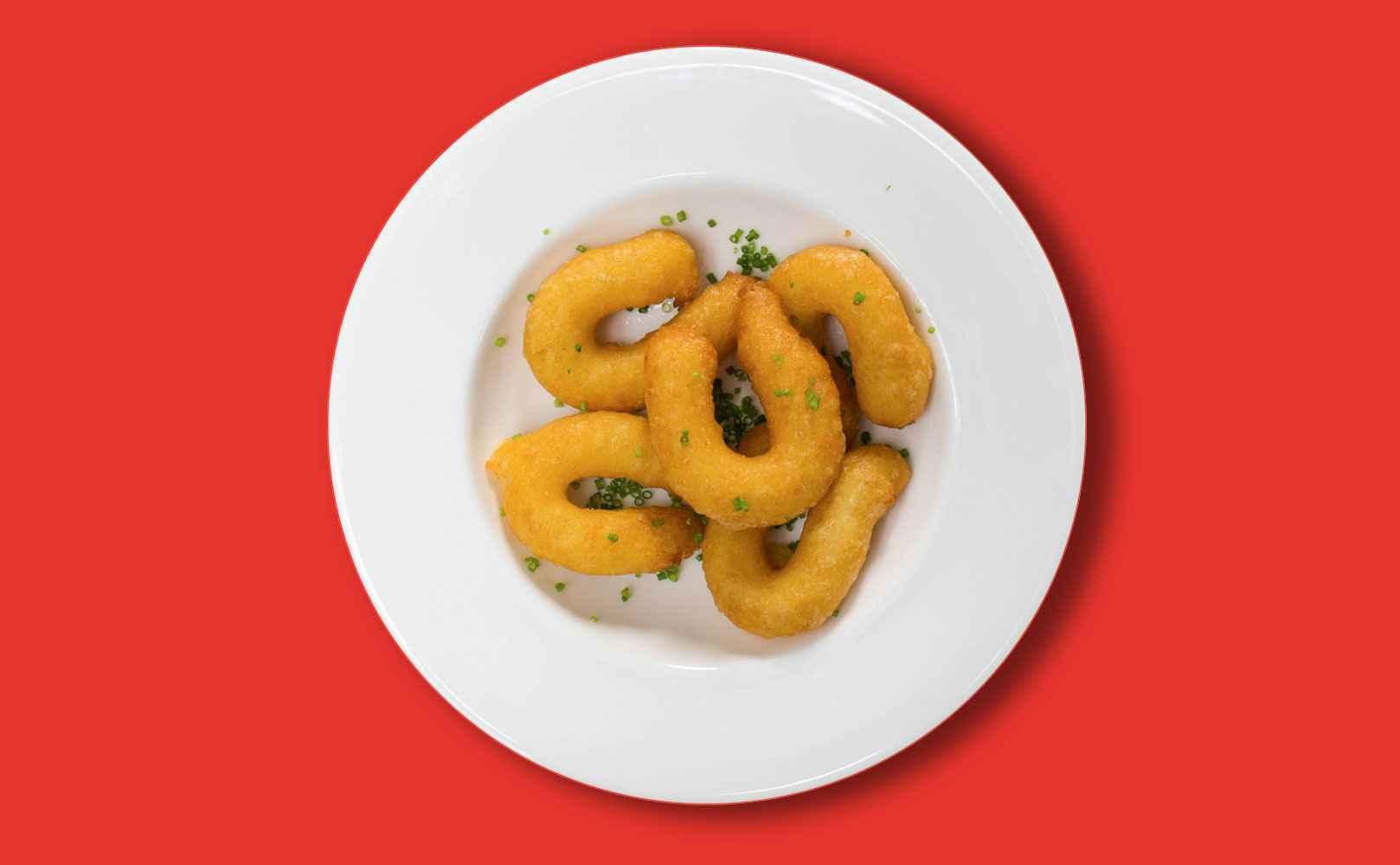Go to Rezept für Lorettekartoffeln