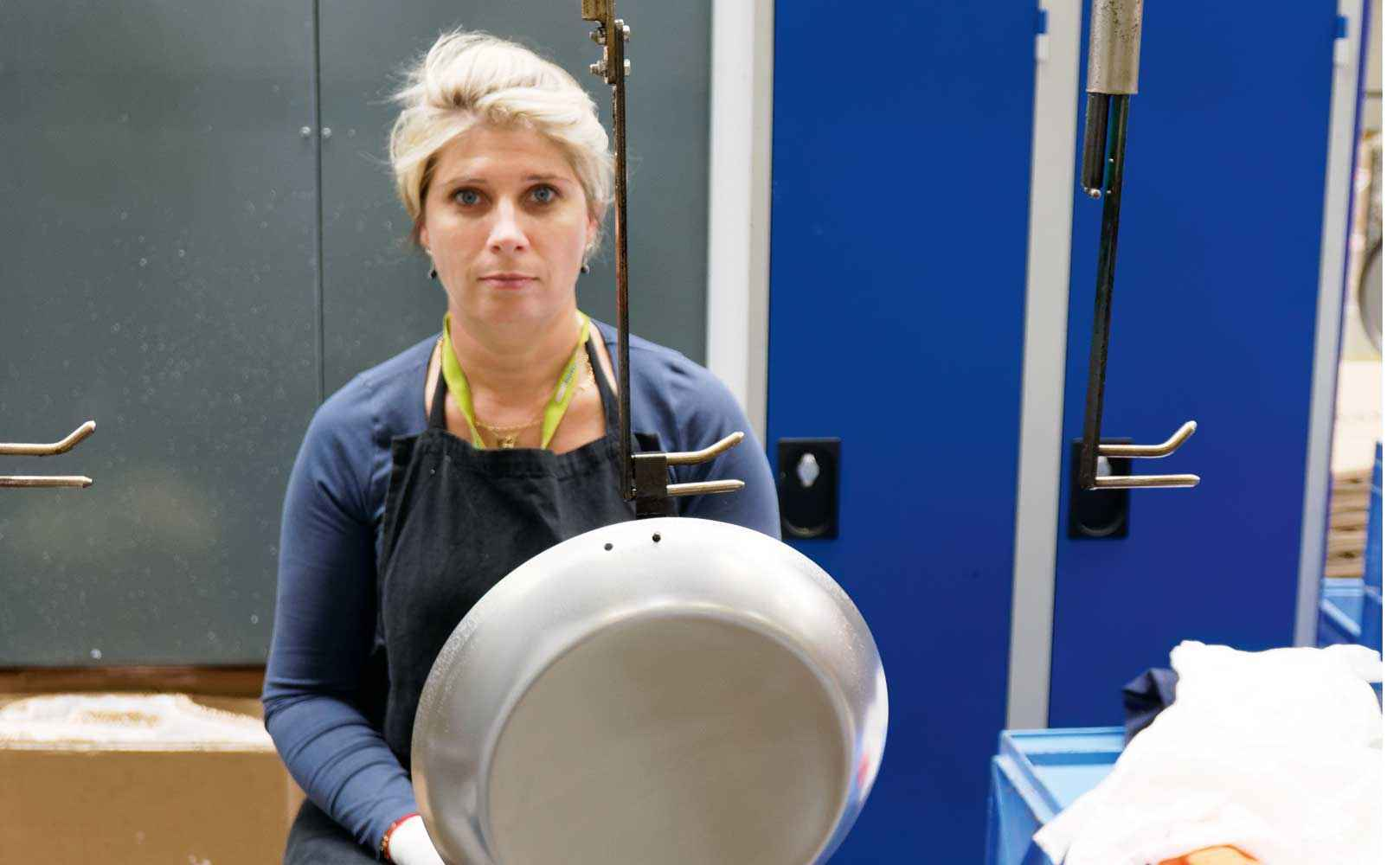 Go to De Buyer: Aus den Vogesen in die Küchen der Welt