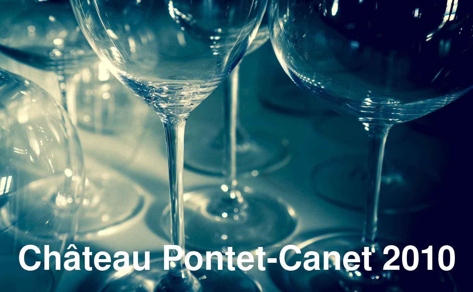 Château Pontet-Canet 2010 von Château Pontet-Canet aus Pauillac, Frankreich