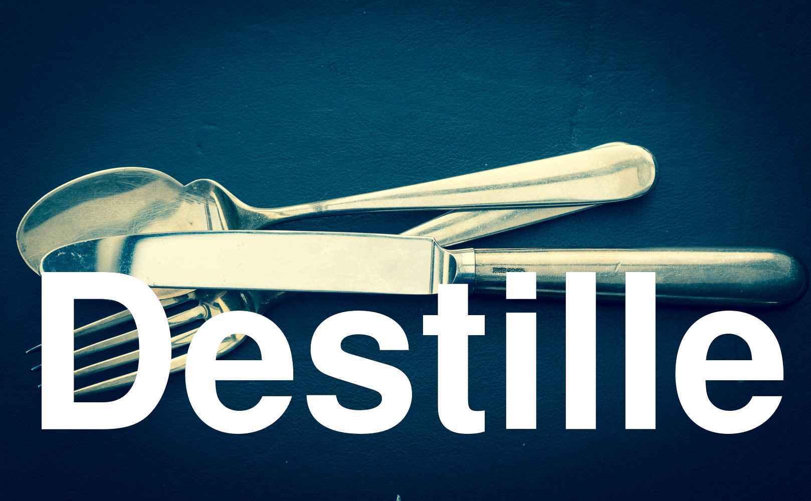 Go to Restaurantkritik: Destille in 20099 Hamburg, Deutschland
