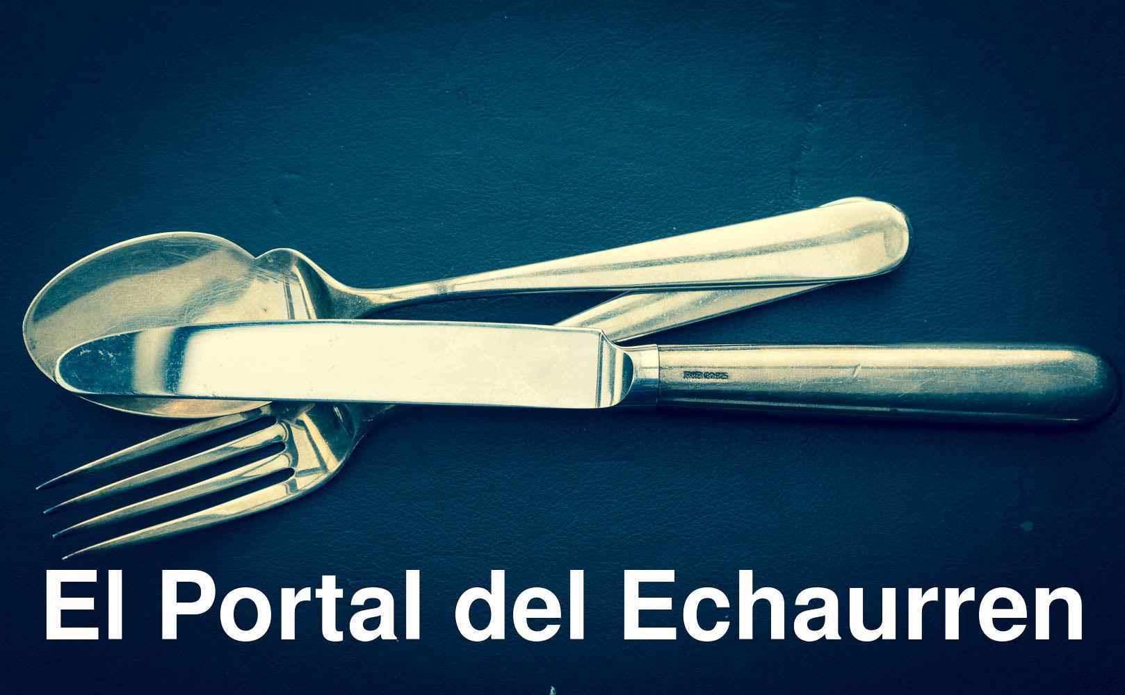 Go to Restaurantkritik: El Portal del Echaurren in Ezcaray, Spanien,
