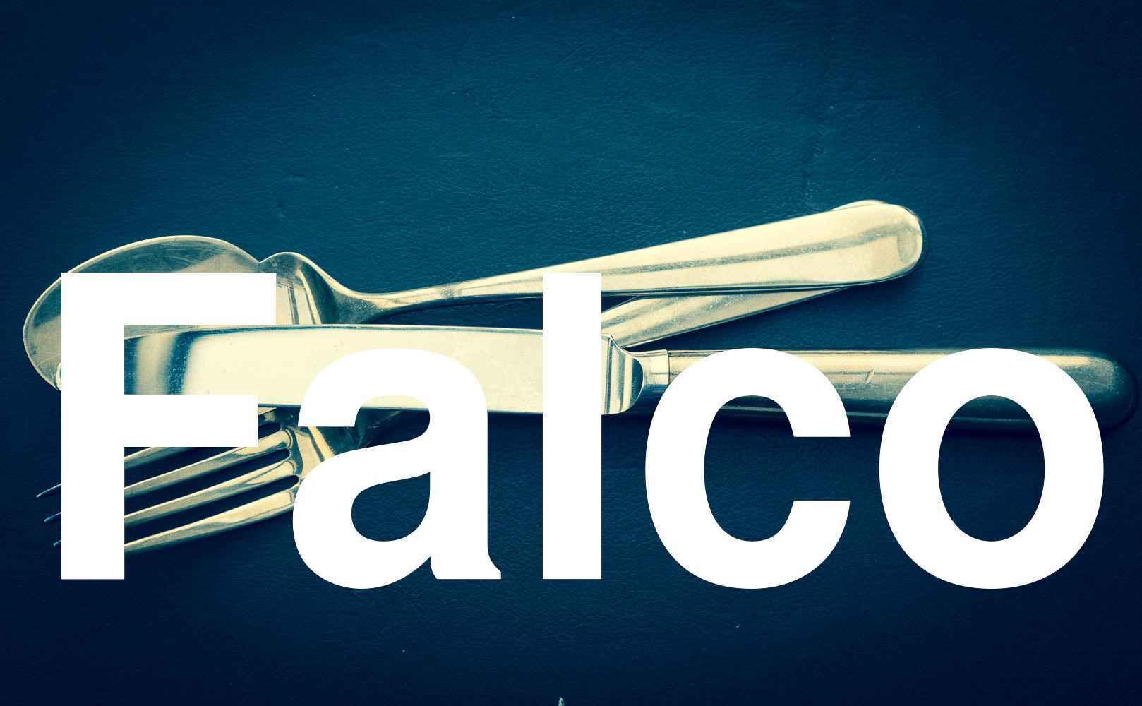 Go to Restaurantkritik: Falco in Leipzig, Deutschland,