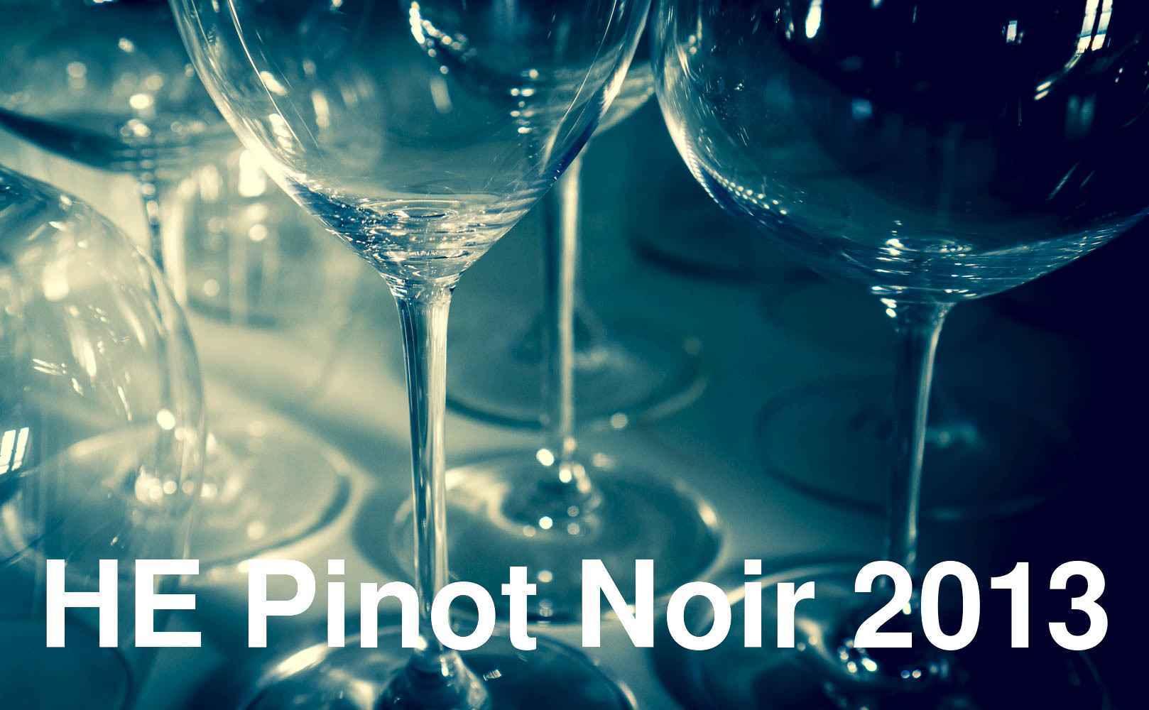 HE Pinot Noir 2013 von Hans Erich Dausch aus Pfalz, Deutschland