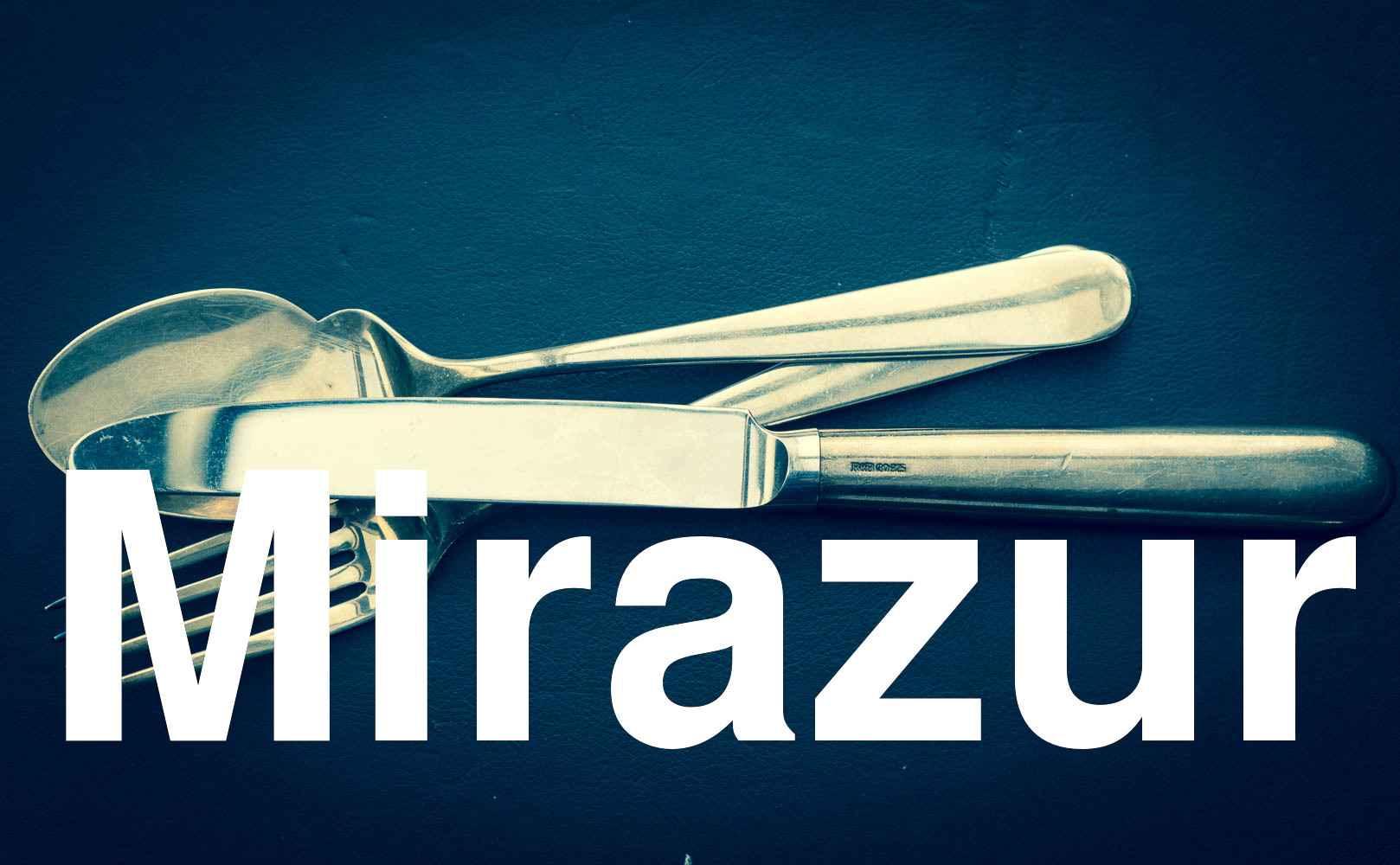 Restaurantkritik: Mirazur in 06500 Menton, Frankreich