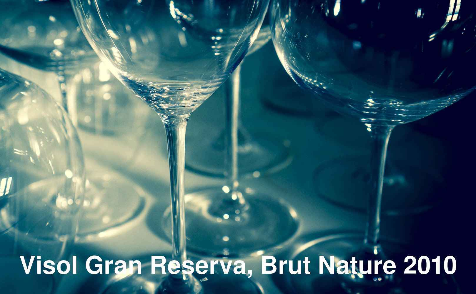 Visol Gran Reserva, Brut Nature 2010 von Mestres aus Cava, Spanien