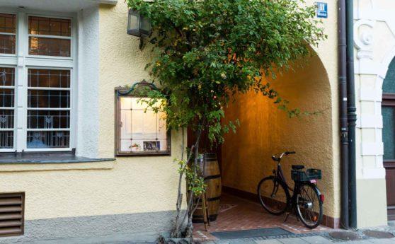 Restaurantkritik: Geisels Werneckhof in 80802 München,