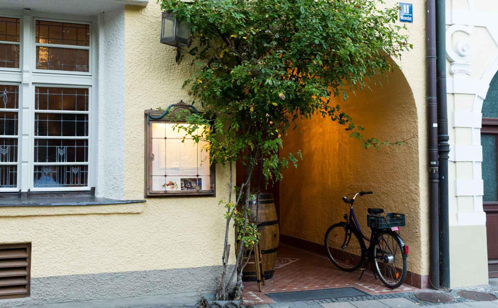 Go to Restaurantkritik: Geisels Werneckhof in 80802 München,
