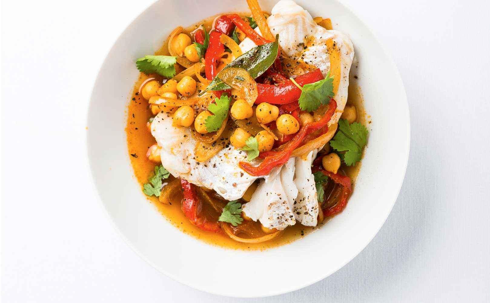 Rezept für Portugiesischer Fisch