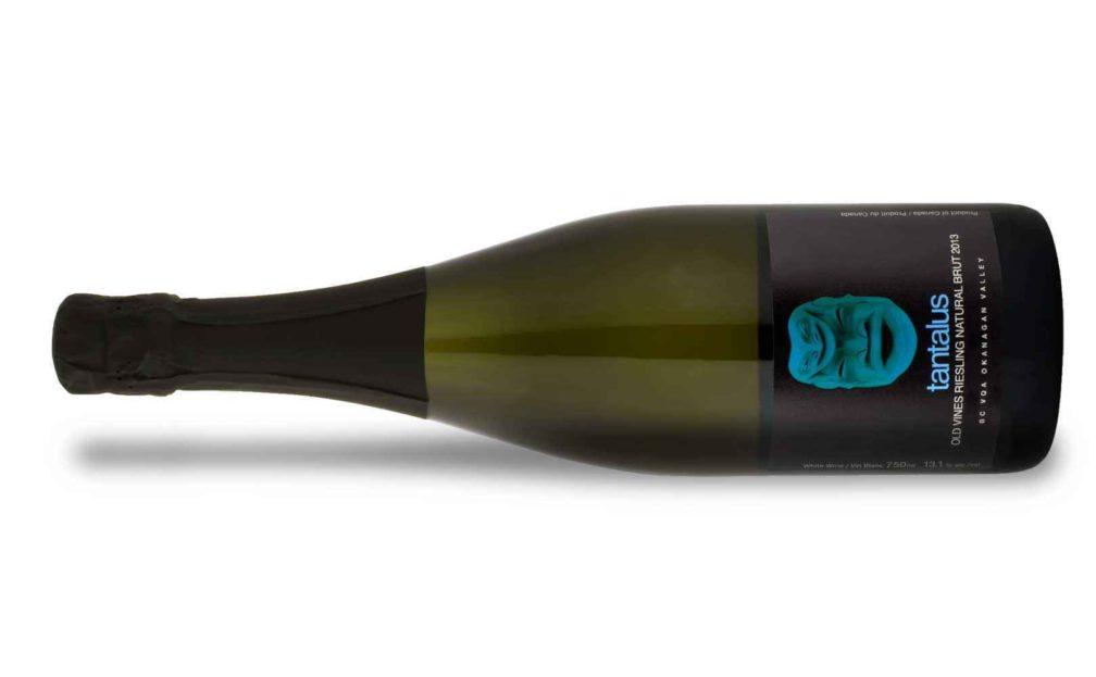 2013 Tantalus Riesling Old Vines Natural Brut,  Tantalus Vineyards, Okanagan Valley/BC, Kanada