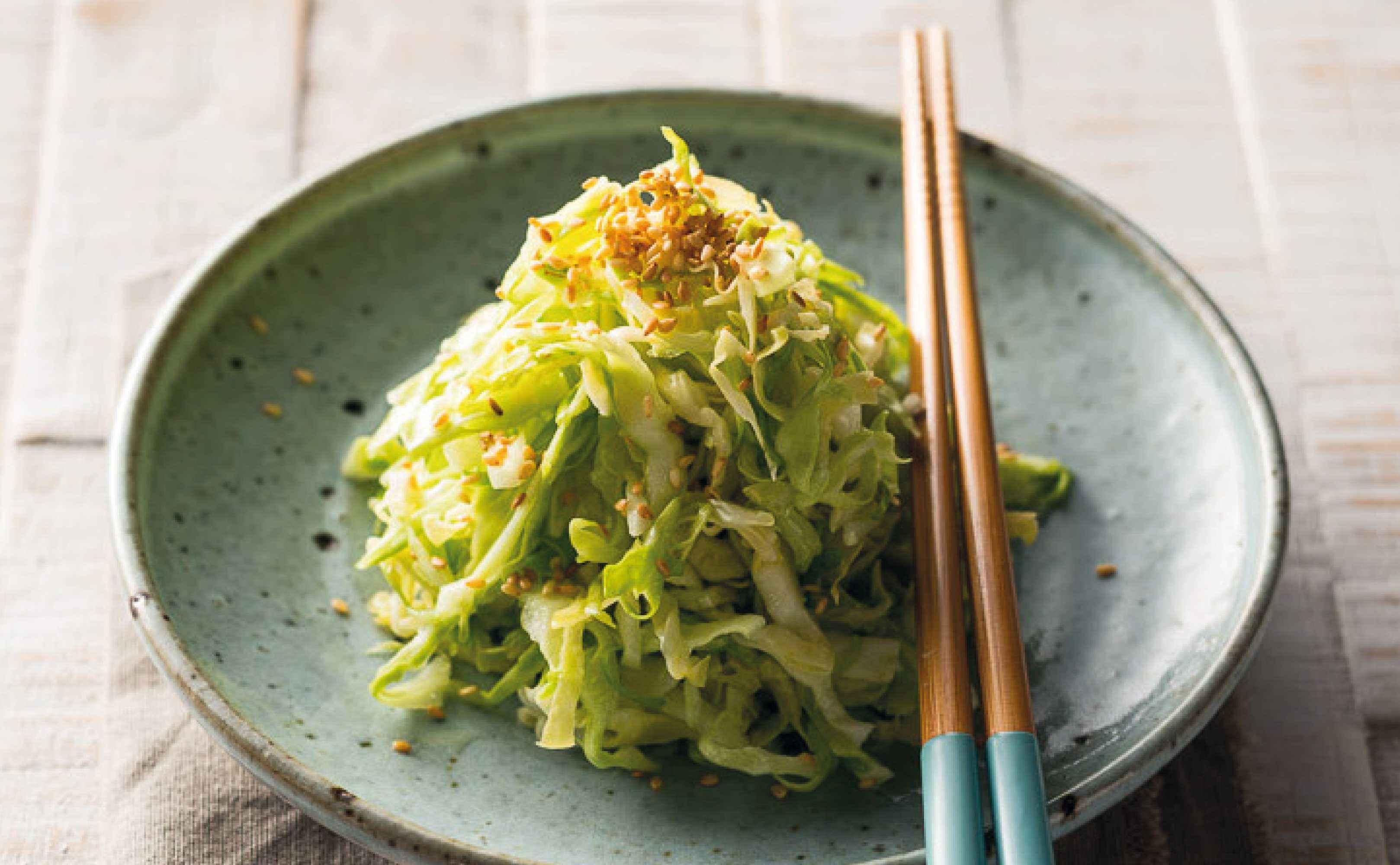 Go to Rezept für Japanischer Krautsalat