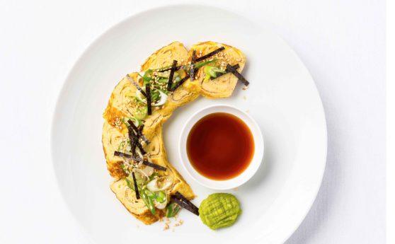 Rezept für Tamagoyaki
