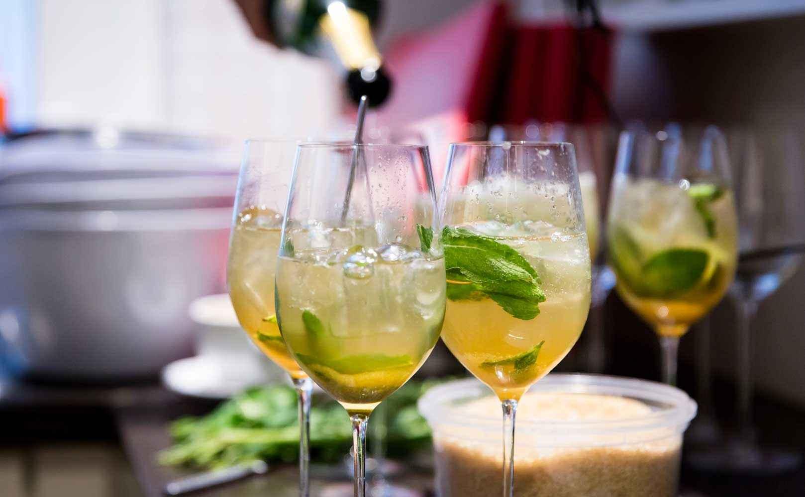 Rezept für Mojito Languedoc Style