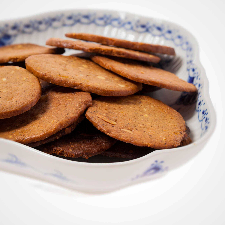 Rezept für Knusprige Gewürzkekse auf die altmodische Art