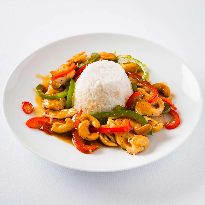 Rezept für Zartes Huhn, wie im China-Restaurant