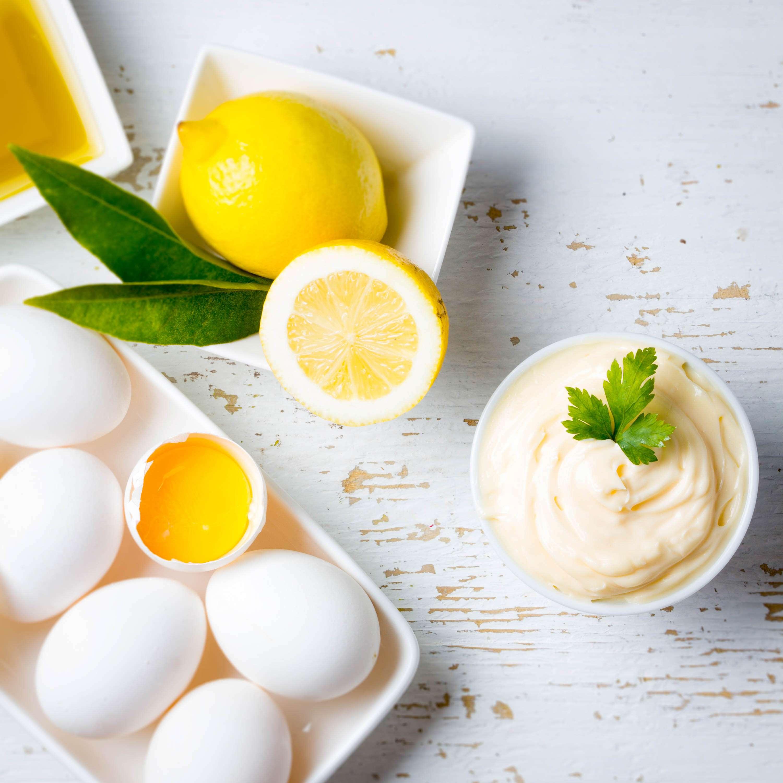 Rezept für Mayonnaise