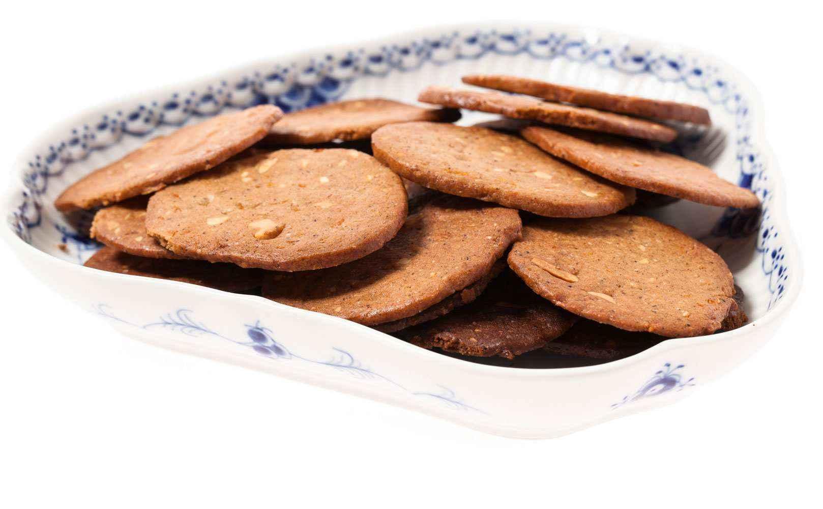 Go to Rezept für Knusprige Gewürzkekse auf die altmodische art