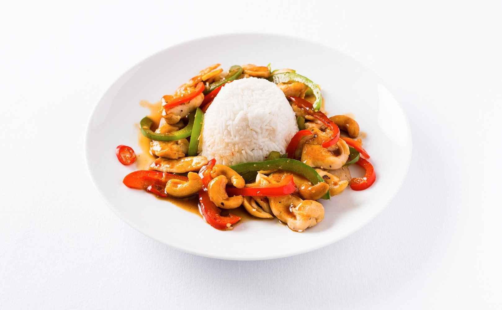Go to Rezept für Zartes Huhn, wie im China-Restaurant