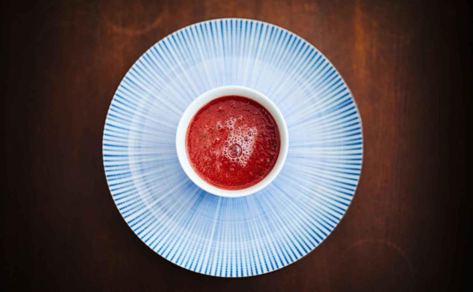 Rezept für Smoothie von der Wassermelone