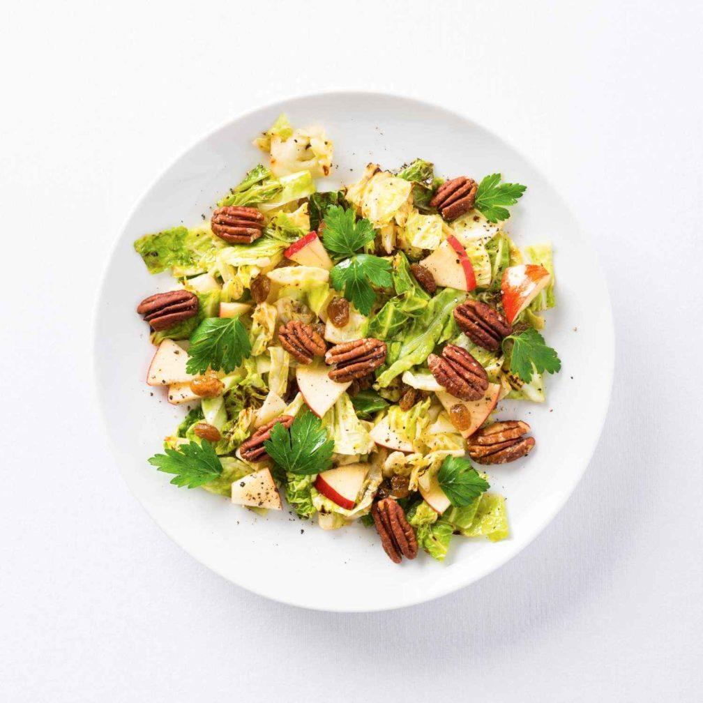 Rezept für Wirsingsalat