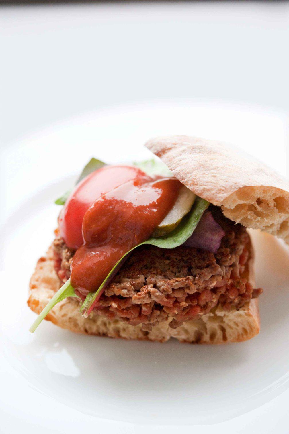 Rezept für Umami-Burger