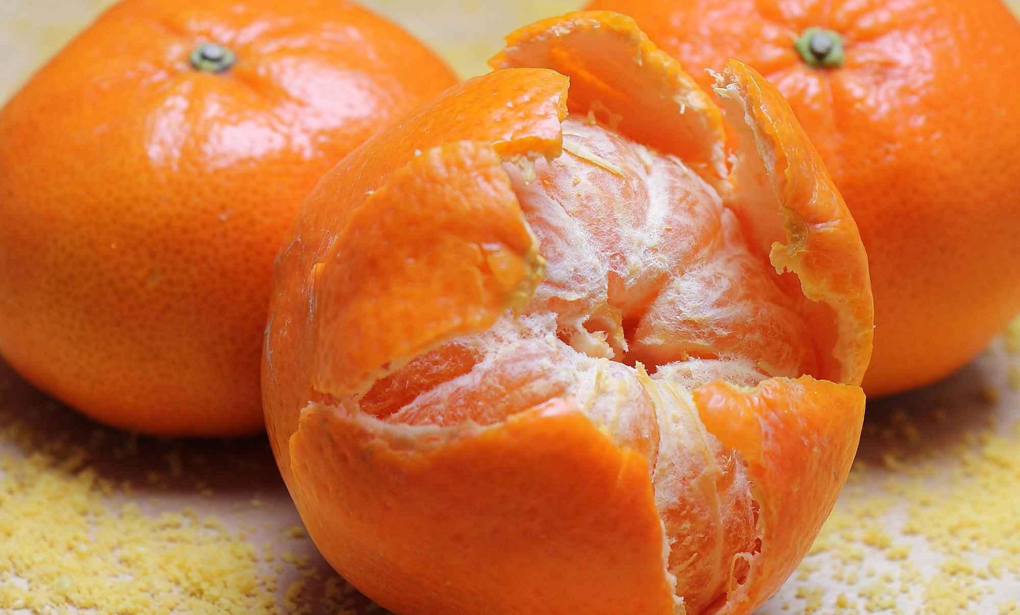 Rezept für Mandarinen-Tonka-Creme
