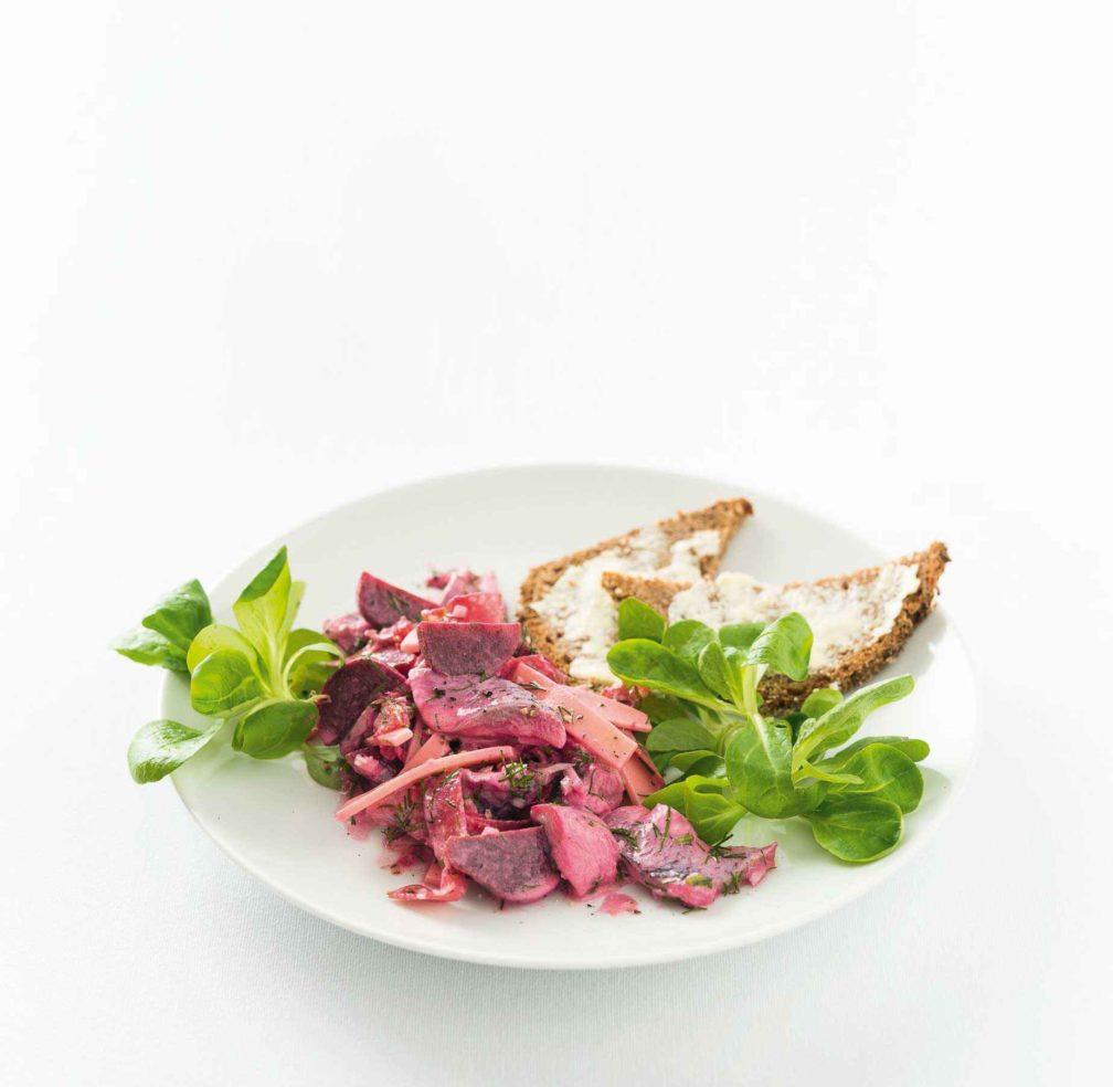 Jahreswechsel-Hangover-Salat