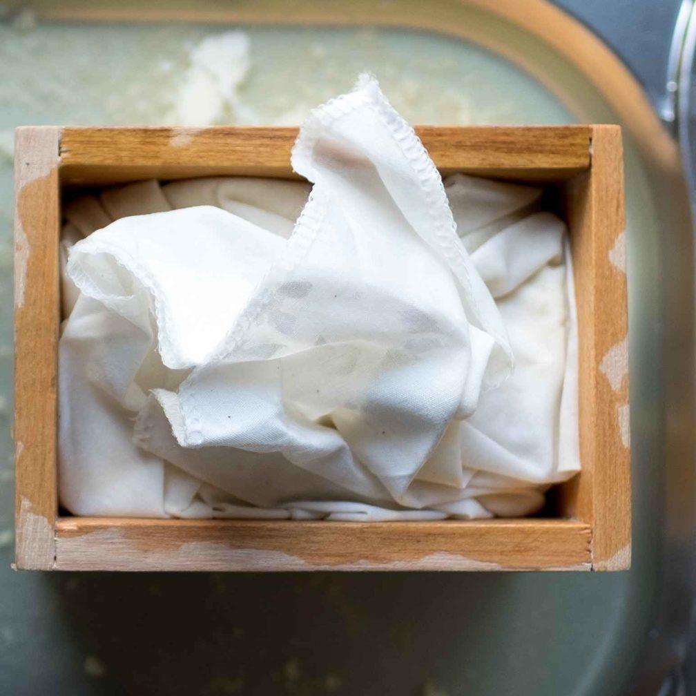 Tofu selber machen