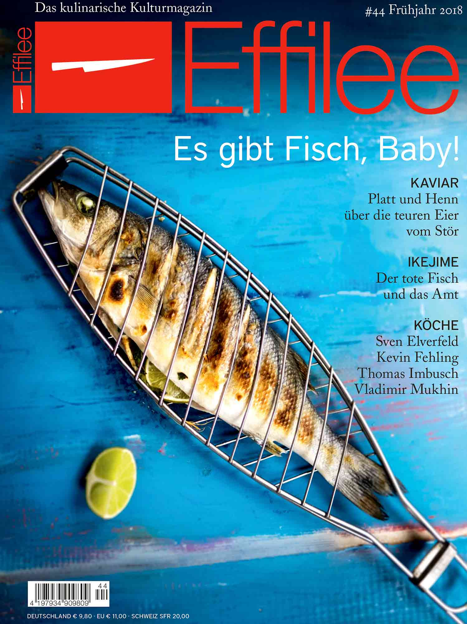 Effilee 44 Titelbild