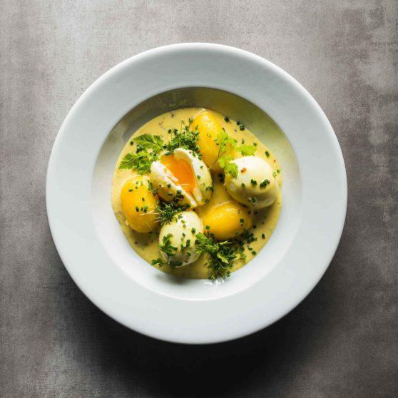 Eier in Senfsauce (Senfeier)
