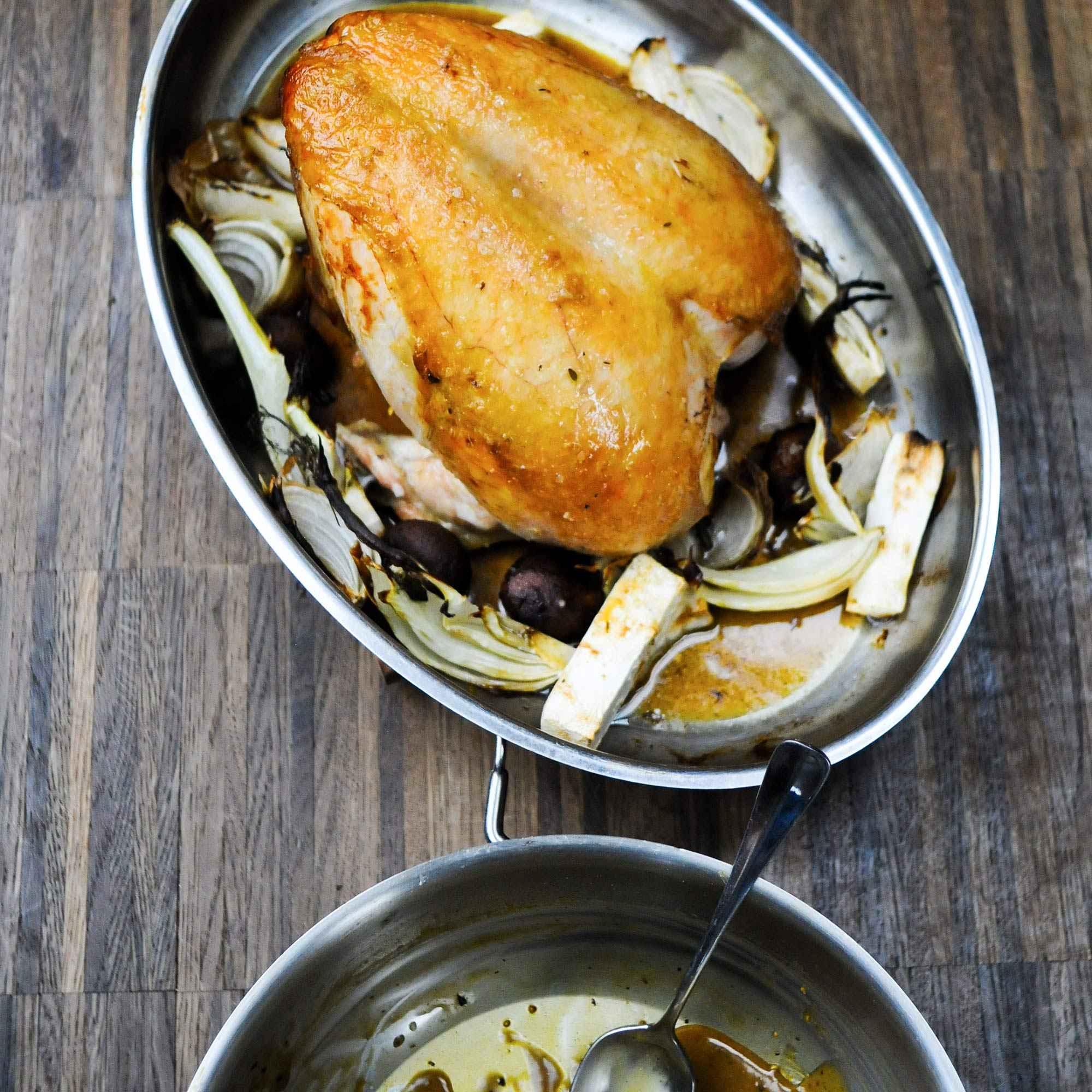 Huhn nach Thomas Imbusch