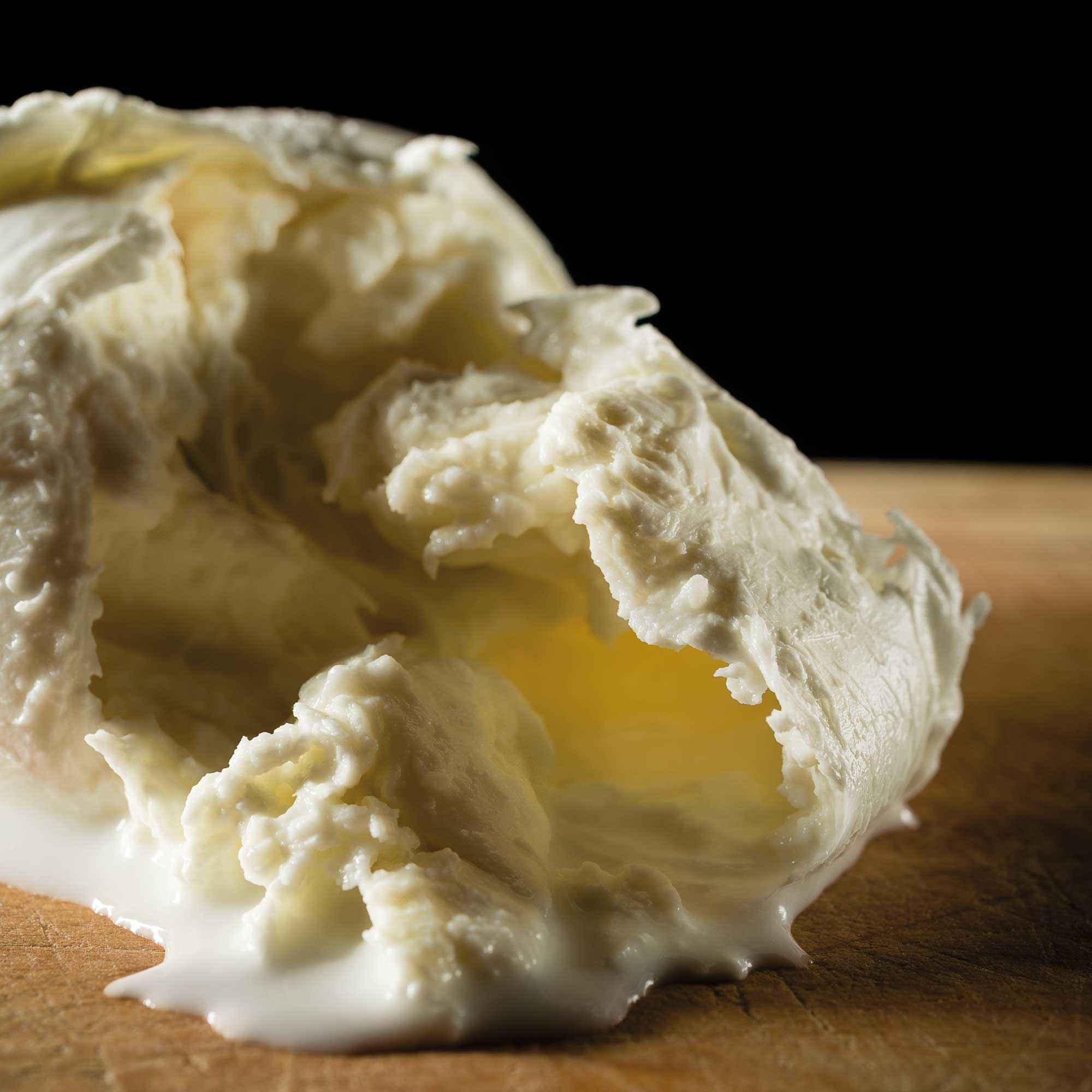 Mozzarella di Bufala – ein Käse aus Italien