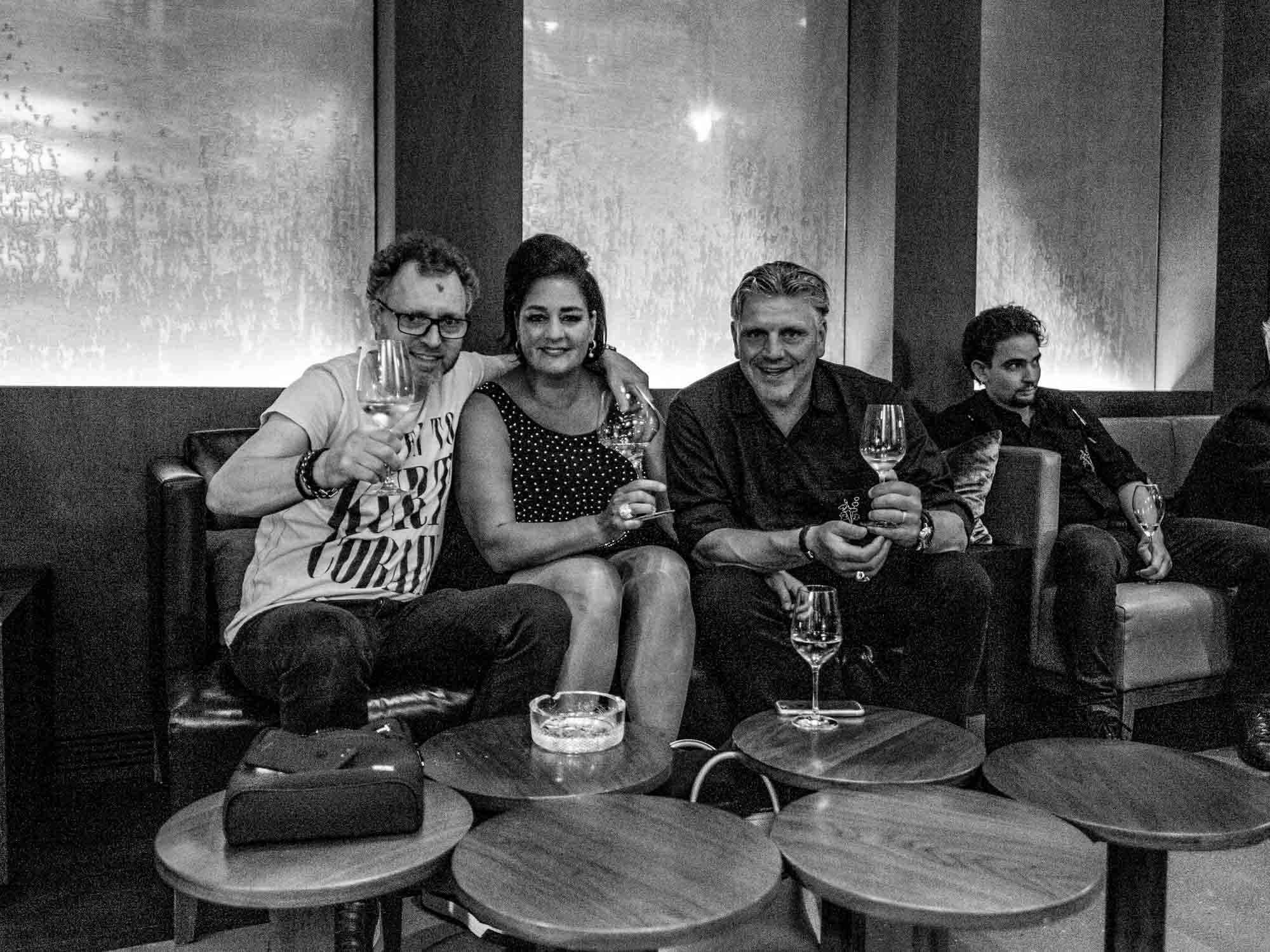 AquaX: Sven Elverfeld und Jonnie Boer
