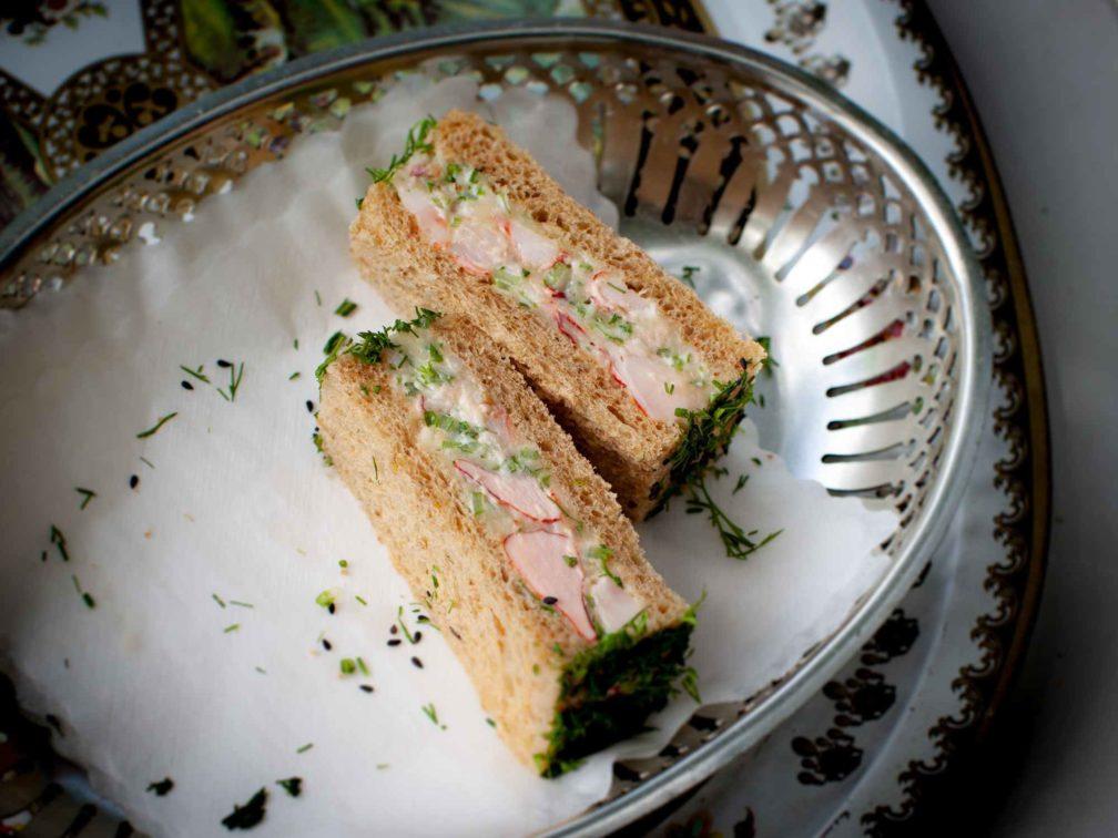 Hummer-Sandwiches