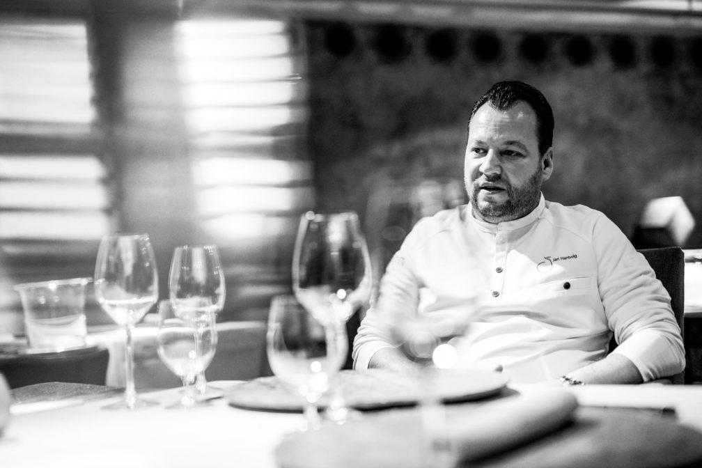 Ein Teller von Jan Hartwig: Das Gespräch